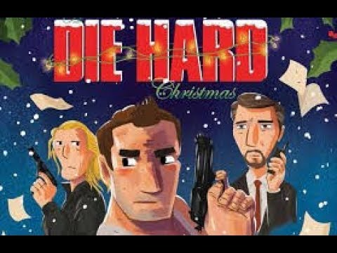 christmas special 12152017 a die hard christmas illustrated book reading