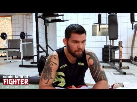 Robert Drysdale talks BJJ & MMA | SKOF