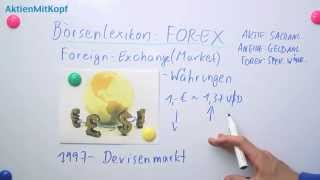 Forex - Foreign exchange - Börsenlexikon