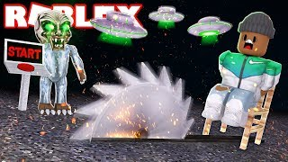 SURVIVE THE ALIEN INVASION!! | Roblox Alien Facility Tycoon
