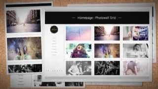 Reva – Photography Portfolio Responsive WordPress Theme + Download