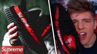 adidas yeezy supreme schuhe
