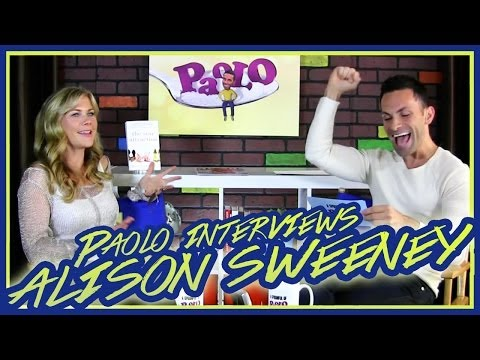 """A Fun Interview With Alison Sweeney from """"Days of Our Lives"""" & """"The Biggest Loser"""""""
