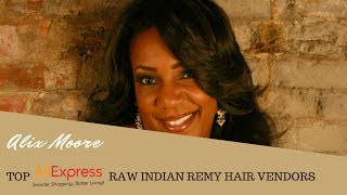 TOP ALIEXPRESS RAW INDIAN REMY HAIR VENDORS