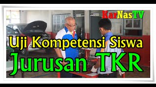 Video Uji Kompetensi Siswa Jurusan TKR | Students Skill Test download MP3, 3GP, MP4, WEBM, AVI, FLV November 2018
