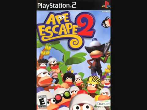 Ape Escape 2 (PS2) - Casino City Theme - 10 Hour