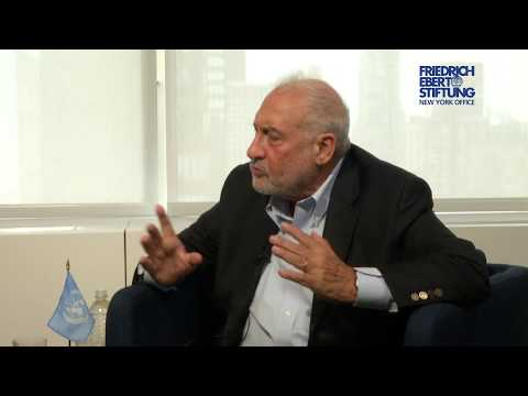 Nobel Laureate Joseph Stiglitz & Damon Silvers (AFL-CIO) Talk Global Financial Regulation at FESNY