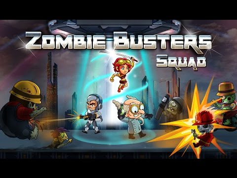 Zombie Busters Squad (Android)