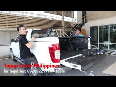 Topup cover for Nissan Np300