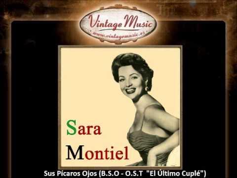18 Sara Montiel   Sus Pícaros Ojos B S O   O S T   El Último Cuplé VintageMusic es