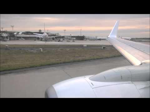 TRANSAVIA (France) flight TO3050 - B737-800 to Amsterdam Schiphol | Full flight trip report (HD) |