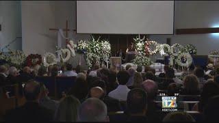 Jose Arredondo's funeral