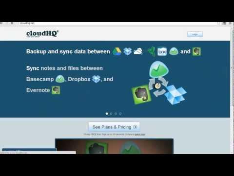 Sync Dropbox and Google Drive