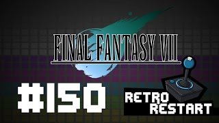 Final Fantasy VII - Embarrassed - Let's Play Playstation! Part 150 | The Restart Collective