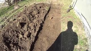 как сделать садовую дорожку из дерева