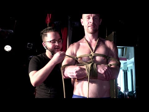 Bondage Masterclass - Fetish Week London 2017
