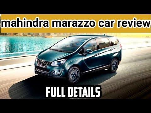 Mahindra Marazzo Car Explained மஹிந்திரா மரேஸ்ளோ    Thamarai World 