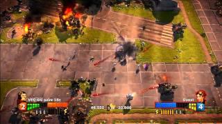 Gatling Gears: Gears of War Gameplay