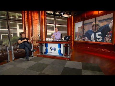 Actor Sean Astin Talks Classic Movie 'Rudy' in Studio - 9/3/15