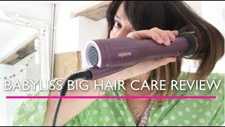 My Babyliss Big Hair Care Review