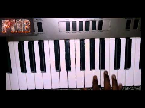 [How To Play] puli puli song in keyboard | vijay | shruti hasan | devi Sri Prasad | hansika . HD