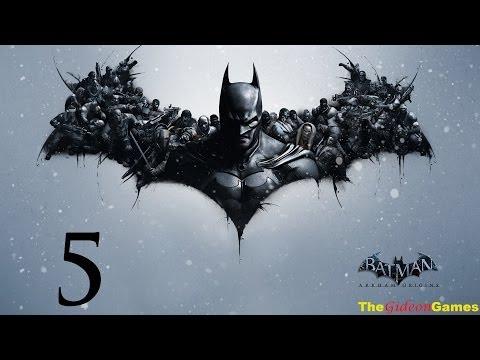 Прохождение Batman: Arkham Origins [Бэтмен: Летопись Аркхема] HD - Часть 12 (Дэдшот)