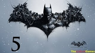 видео Это Прохождение игры Batman: Arkham Origins (Бэтмен: Летопись.