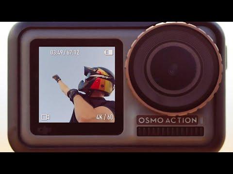 DJI - Osmo Action 紹介映像