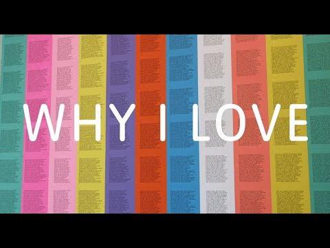 Why I Love   Jenny Holzer