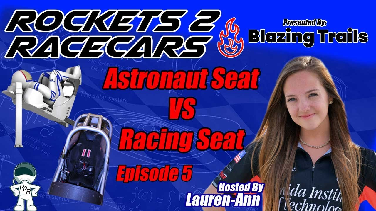 Episode 5: Astronaut Seats vs Racing Seats
