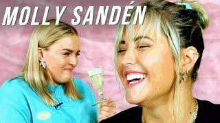 Molly Sandén lagar sin paradrätt!
