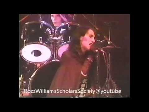 Shadow Project - Zaned People (Live 1992)