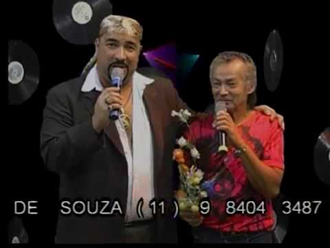 Só No Vinil Na TV  16  09  Apresentação Hugo Tupã O Cigano