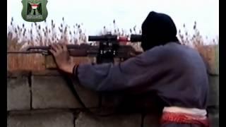 عملية مصورة للجيش العراقي الحر على حاجز للجيش الصفوي