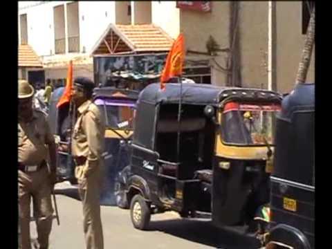 Sri Ram Sena_Periyapatna, Mysore Dist_1.flv