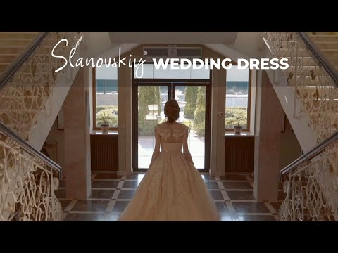 Slanovskiy Wedding Dresses Collection Autumn 2019