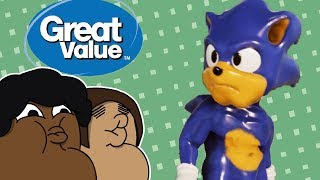 Sonic The Movie The Game - Great Value!