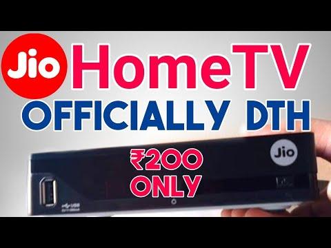 Jio Home TV Plans and Details | Jio DTH Set top Box Launch Date ?| #JioHomeTV | in Hindi