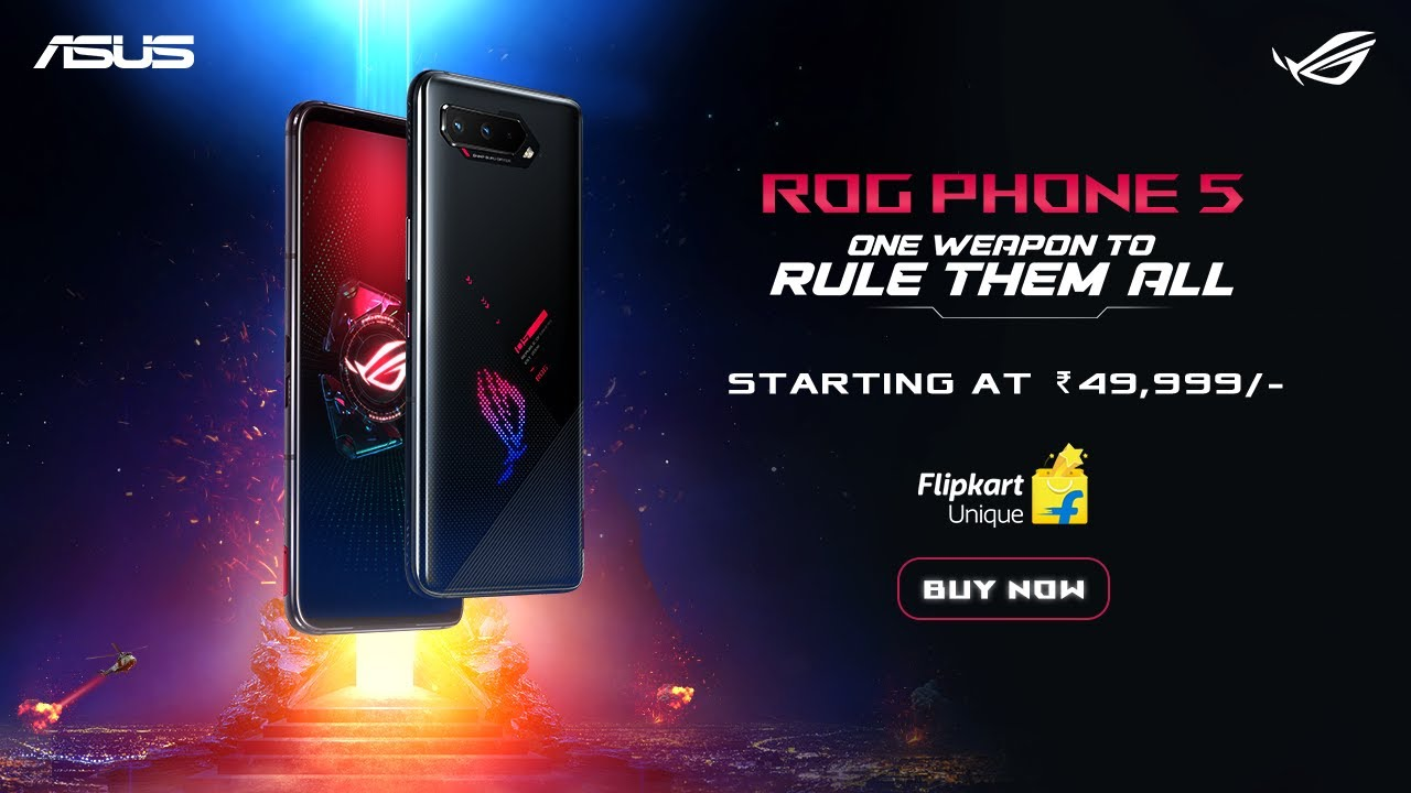ASUS ROG Phone 5 | Rule Them All