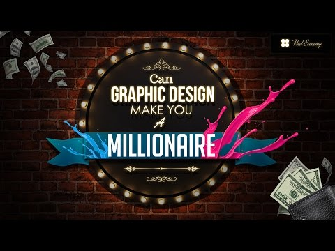 Become A Millionaire By Graphic Designing