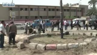 بالفيديو : سوهاج يتفقد أعمال تطوير وتوسعة ميدان الرى فى مدخل مدينة أخميم