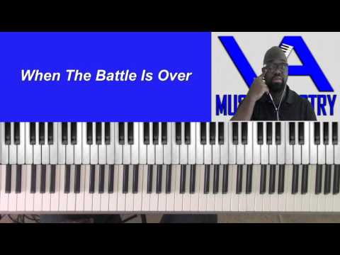 When The Battle Is Over by Walter Hawkins