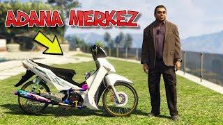HASAN ABI ADANA MERKEZDEN MOTORSIKLET ALDI (GTA 5 GERCEK HAYAT)