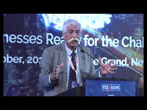 "Keynote Address – ""Living Like a Leader"" by Maj Gen G D Bakshi - Vyapar Delhi - October 5, 2017"