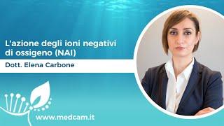 L'azione degli ioni negativi di ossigeno (NAI) - Dott.ssa Elena Carbone