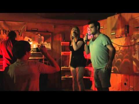 Chainsaw Karaoke!