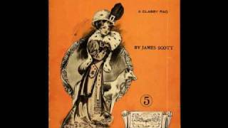 Grace And Beauty - JAMES SCOTT ¤ Ragtime Piano Legend ¤