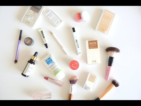 Tutoriel maquillage 100% naturel et/ou bio