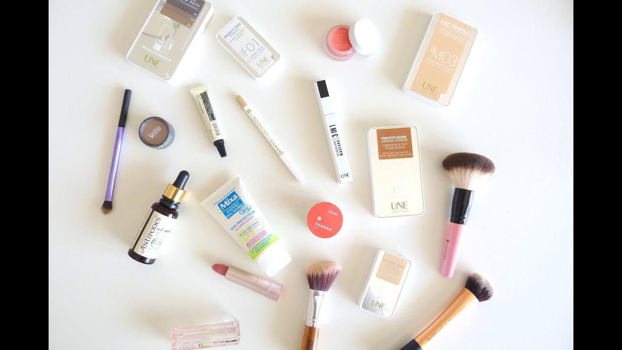 Tutoriel maquillage 100 naturel et ou bio youtube - Xylophene 100 naturel ...