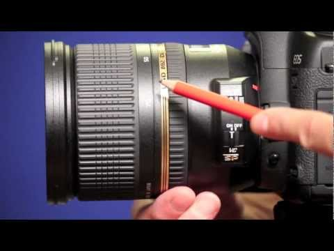 TAMRON 24-70mm F2.8 Di VC USD test _Cullmann Milano hands on